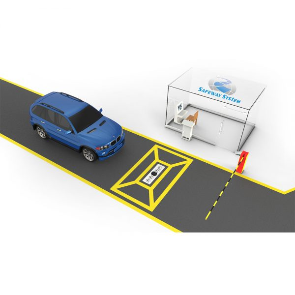 Under Vehicle Surveillance System